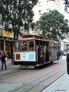 San Francisco_Cable Car
