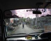 The way to Padang Bai