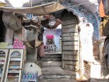 Doors in Pushkar