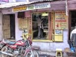 Barber shop, Pushkar