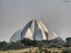 The Lotus Temple, Delhi