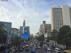 Strade di Bangkok Cabiria Magni