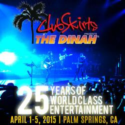Club Skirts The Dinah Shore Weekend