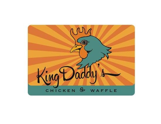 King Daddy Logo