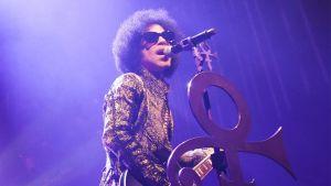 Prince Performs Purple