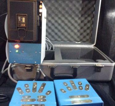 Hobart Psychic Expo Review - polaroid aura photo machine
