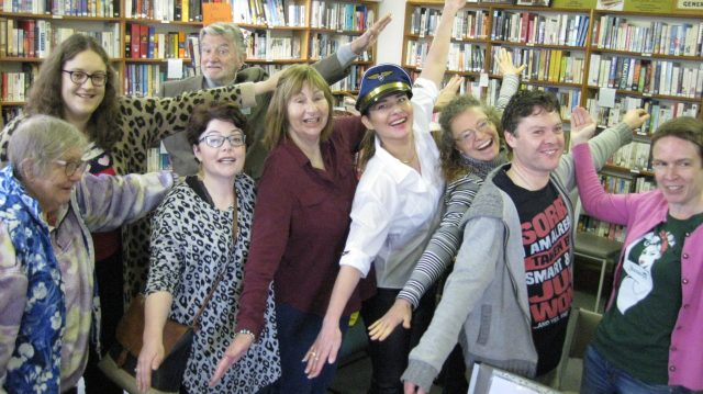 Travel blog launch at Mentone Public Library!