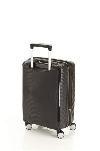 American Tourister Black Carry On Luggage
