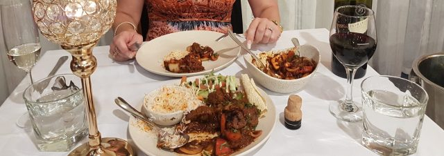 Vibrant, fresh food at Cinnamon Indian Restaurant, MACq 01 Hotel