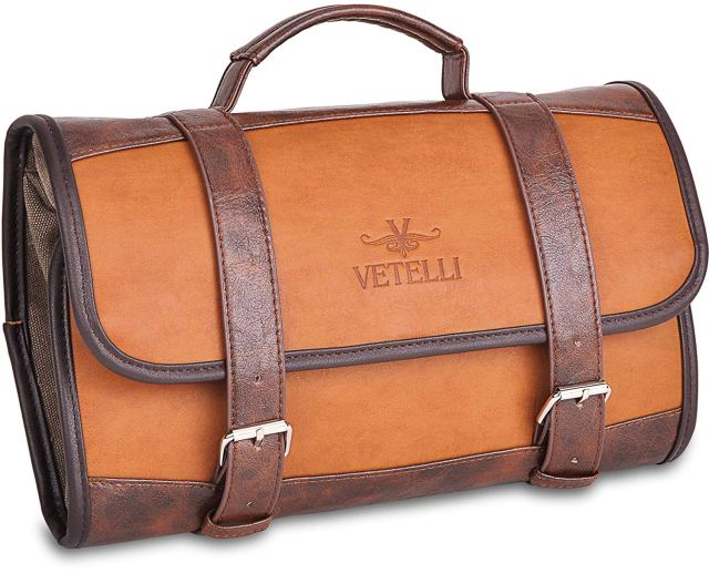 Vetelli Hanging Toiletry Bag for Men