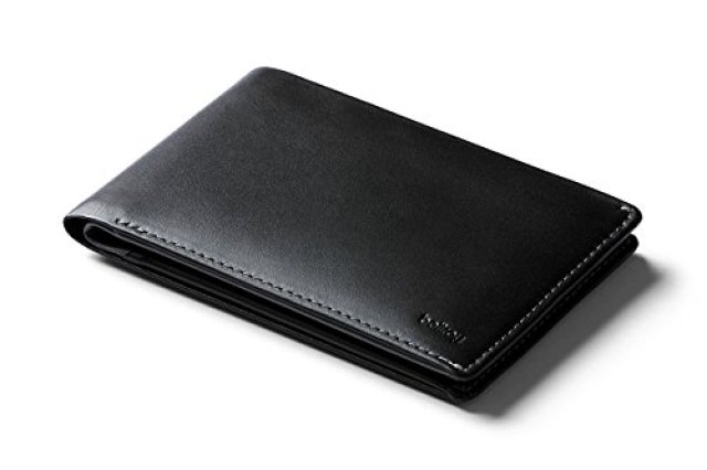 Trip Over Travel Blog - Bellroy leather travel passport wallet