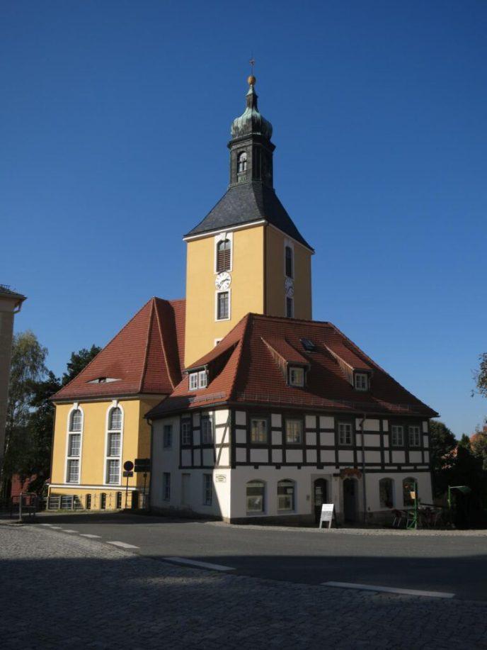 Kirche Hohnstein