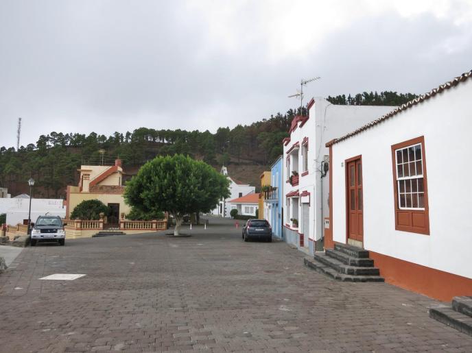 Kirche Fuencaliente