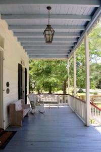 Blue Porch Ceiling Paint Colors