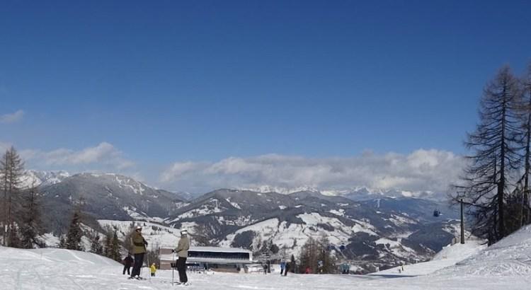 На ски в Алпите