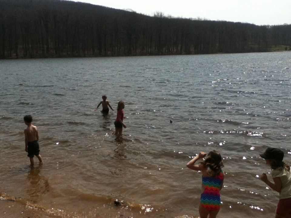 French Creek State Park April 2014  Tripping Fantastic
