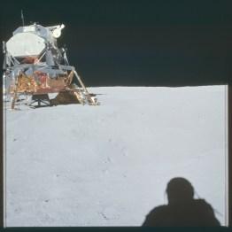 From Apollo 16