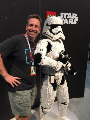 This trooper is lego-tastic.