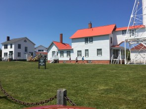 Whitefish Point - Shipwreck Museum