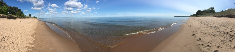 Lake Superior (panorama)