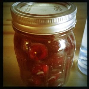Whiskey Cherries