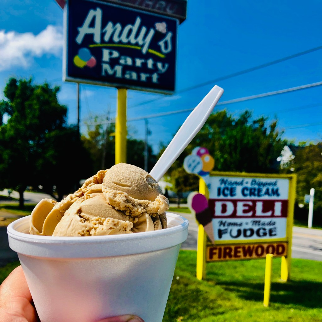 Best Ice Cream in Port Clinton Ohio