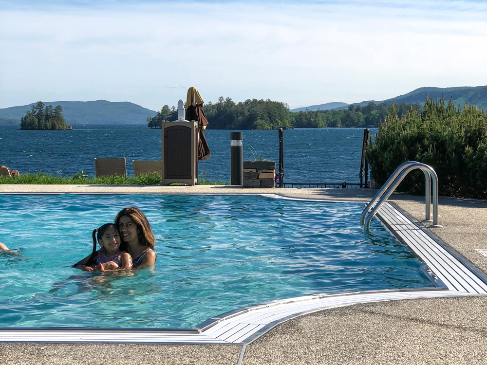 Family Weekend at The Sagamore Resort, Lake George NY
