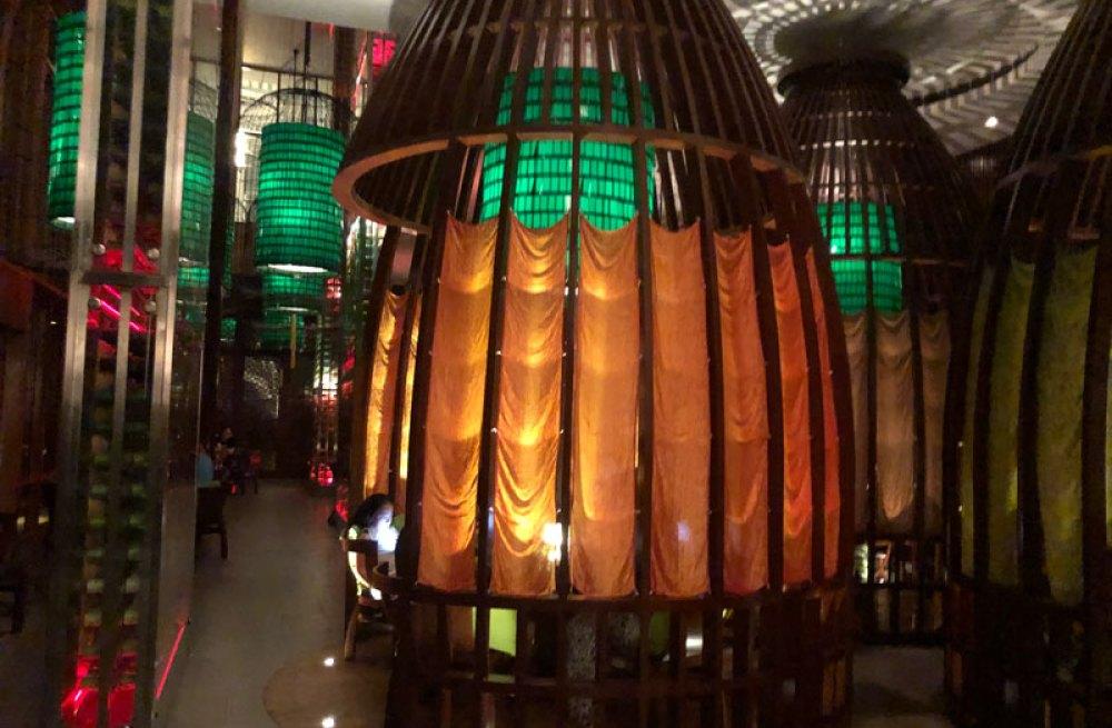 The Rice Bowl's decor