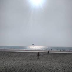 Sunny day at Kashid Beach
