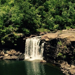 Little River Falls pic 1