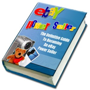 eBay sellers eBook