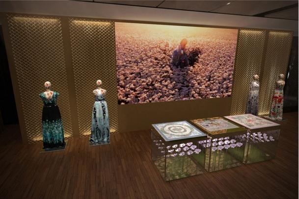 Mas atenção  a exposição fica em São Paulo por somente 3 semanas, ou seja,  curtíssima temporada! Gucci Museo Forever Now 637efbd662
