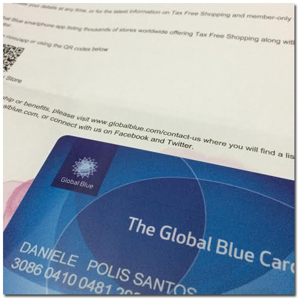 Global Blue Card