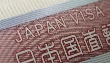 tirar visto japones
