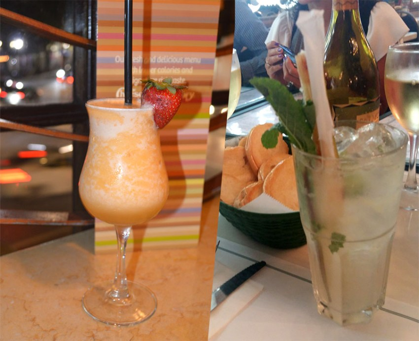 miami-drinks-peachbellini-mojito