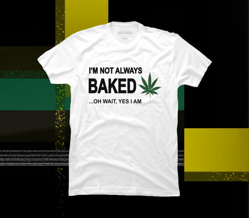 baked shirt