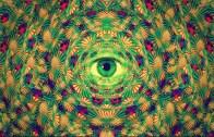 Digital Trippy Psychedelic
