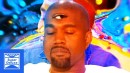 Kanye West as a Tame Impala Song
