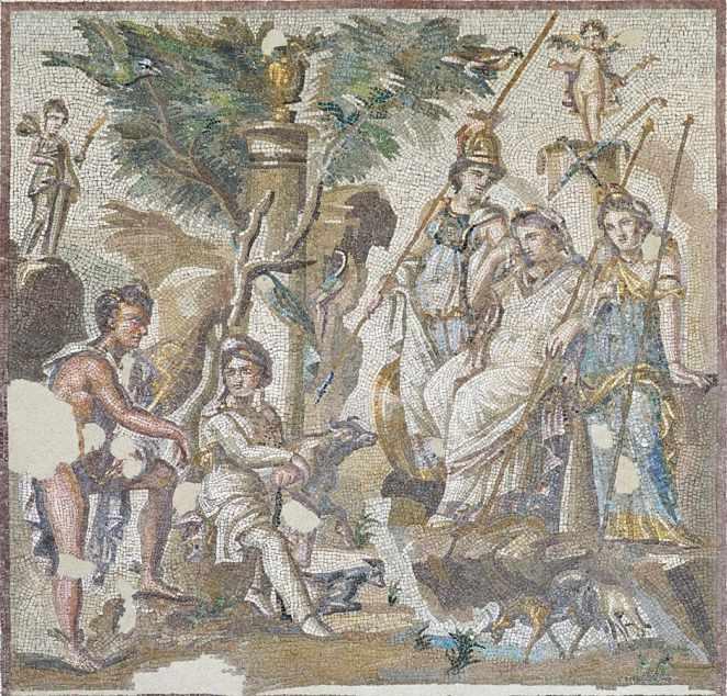 Athena - Goddess of Wisdom