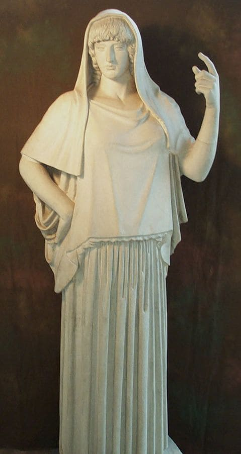 Hestia- Goddess Of Hearth and Home
