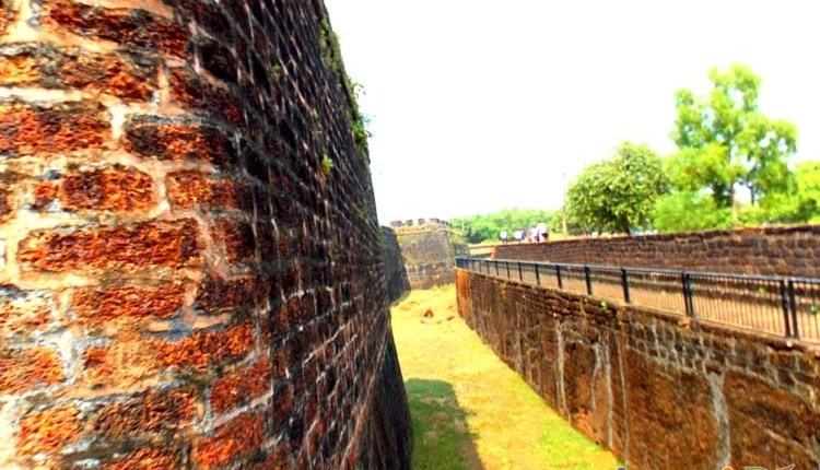 fort Aguada Fort Wall