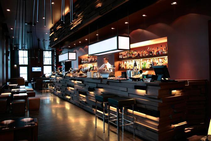 Ricci Milano ottimo lounge bar e ristorante del centro