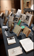 Pop-Up Exhibit from the Katherine D. Harris Collection