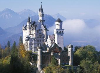 Germany s Fairytale Castle Neuschwanstein