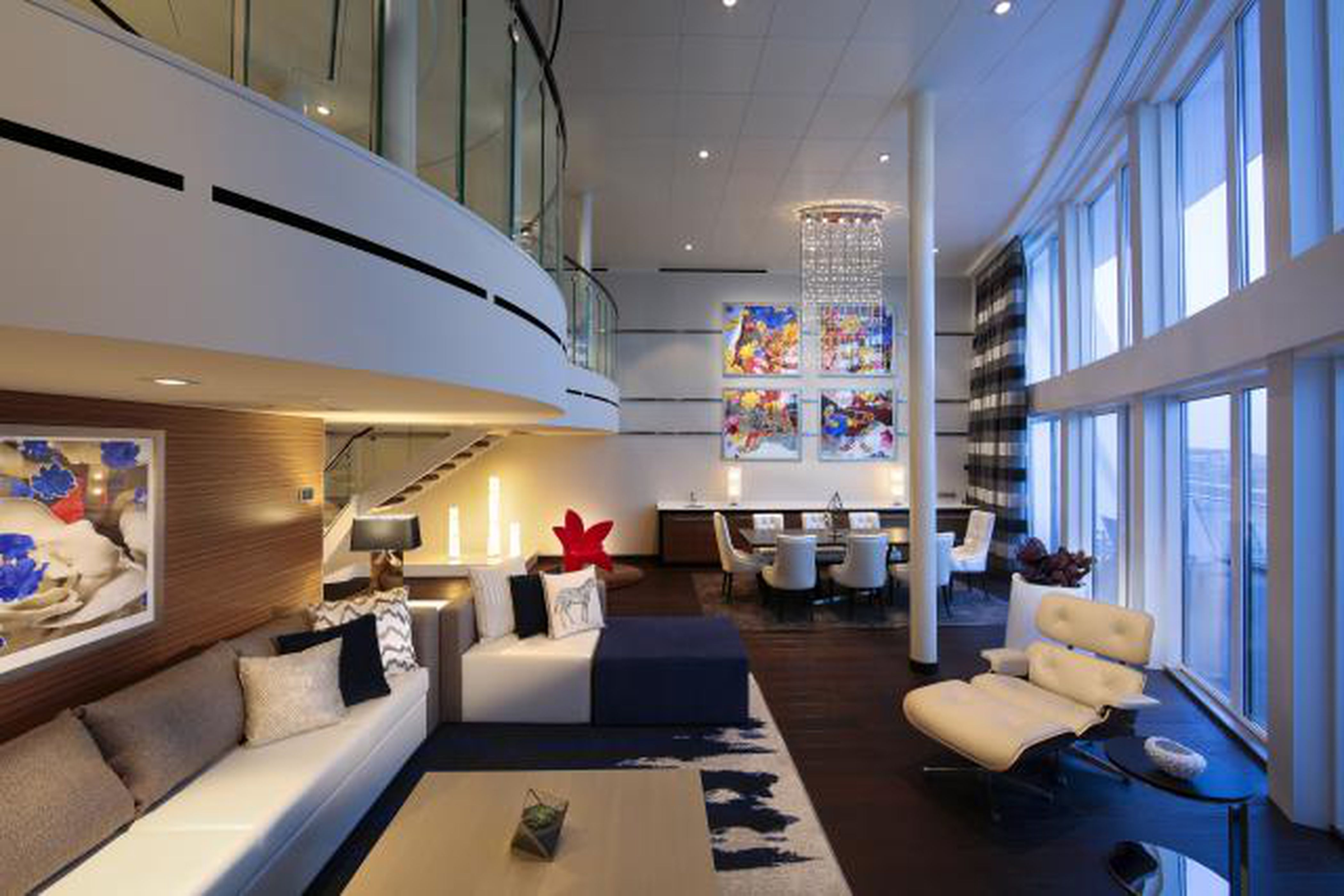 Anthem Of The Seas Cruise Ship Cabins And Suites