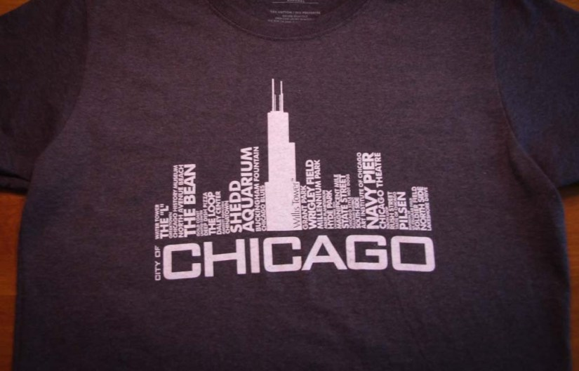 Chicago Trip Tee