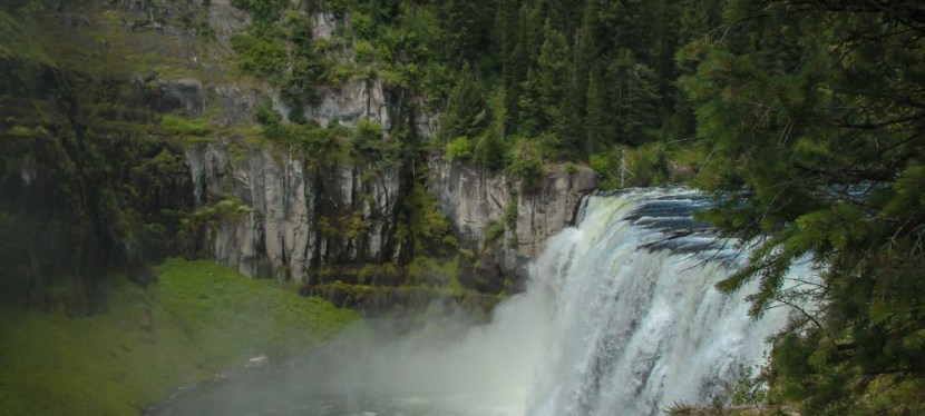 Mesa Falls Scenic Byway – Idaho