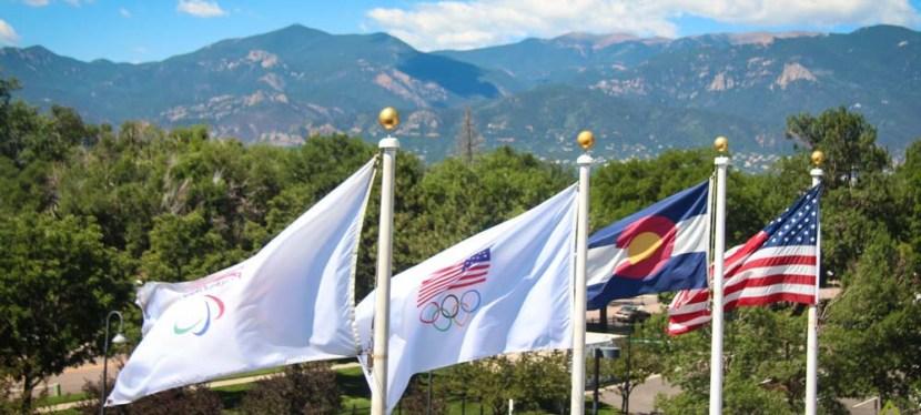 Colorado Springs:  Olympic Training Center