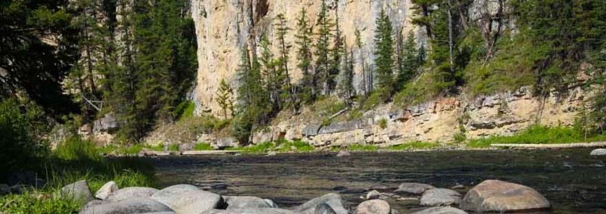 A Montana Stream