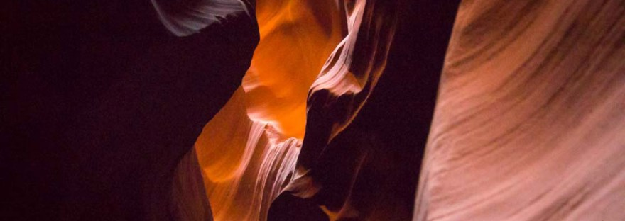 Upper Antelope Slot Canyon